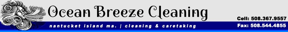 Nantucket Residential & Commercial Cleaning Services | Ocean Breeze Cleaning